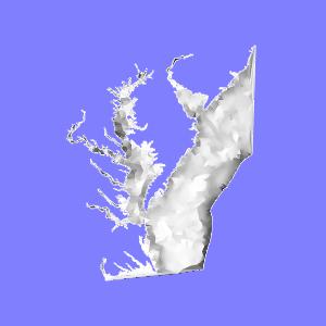 data/baseline/smtk/vtk/bathymetryTestChesapeakeBay.png